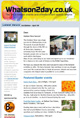 April 2009 Newsletter 1st Edition