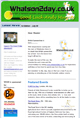July 2009 Newsletter 1st Edition