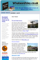 July 2009 Newsletter 2nd Edition