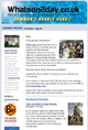 May 2009 Newsletter 1st Edition