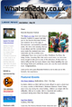 May 2009 Newsletter 2nd Edition