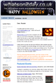 October 2009 Newsletter
