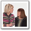 French and Saunders talk about Utility Warehouse